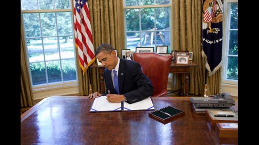 GOP blocks bills, drawing Obama ire