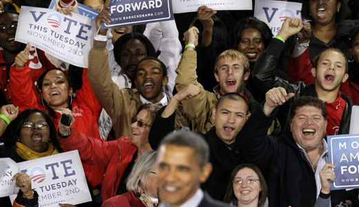 Midterm campaigns go down to the wire