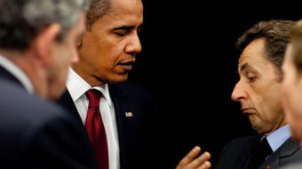 Obama may face union picket line in Toronto