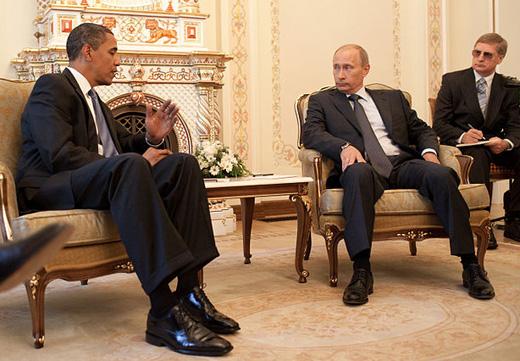 Ukraine, U.S., and big bad Putin: Who's the bully?
