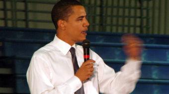 Obama presses jobless aid, job creation