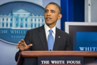 President Obama: Trayvon Martin could have been me (video)