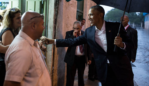 Cuba solidarity movement calls for intensive Congressional lobbying while Obama is in Cuba