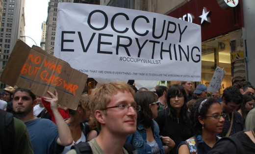 Occupy Wall Street protest spreads across the nation