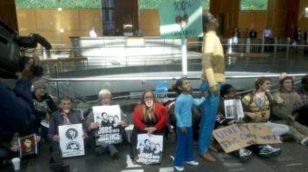 Comcast arrests spotlight Occupy issues: fairness vs. big biz
