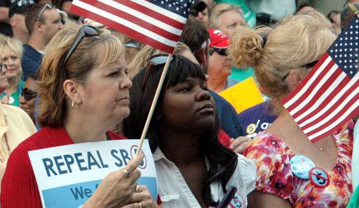 Labor-community power thwarts GOP-corporate agenda
