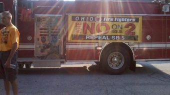 "Ohio Labor Day fests defy ""economic royalists"""