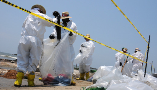 Worries mount on oil spill health effects