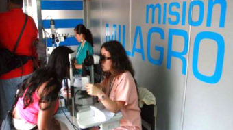 """Cuba's """"Operation Miracle"""" celebrated throughout Latin America"""