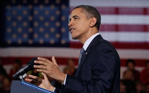 Obama in Osawatomie