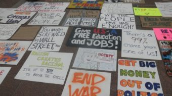 Occupy Memphis:  Sixteen days and counting