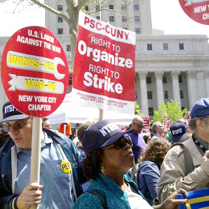 New Yorkers join in taking back May Day