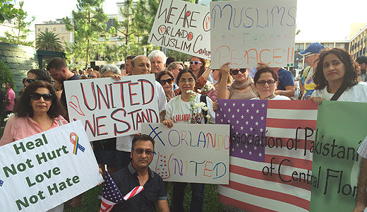 Anxious Orlando Muslim community focused on healing