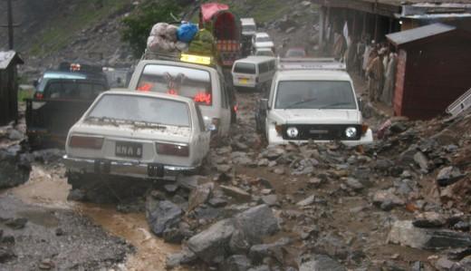 Melting glaciers aggravate Pakistan's floods