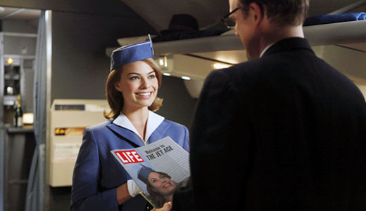 """Pan Am"": Cold War nostalgia that has yet to take off"
