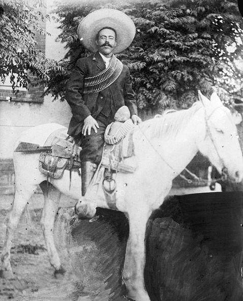 Today in Labor history: Pancho Villa escapes capture