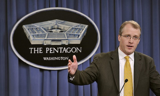 Only one place to cut: Pentagon