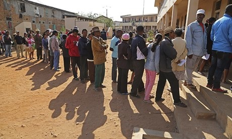 Madagascar to hold runoff election in December