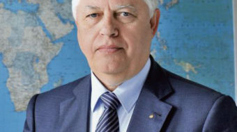 Targeted Ukrainian Communist cites right-wing terror, democratic collapse