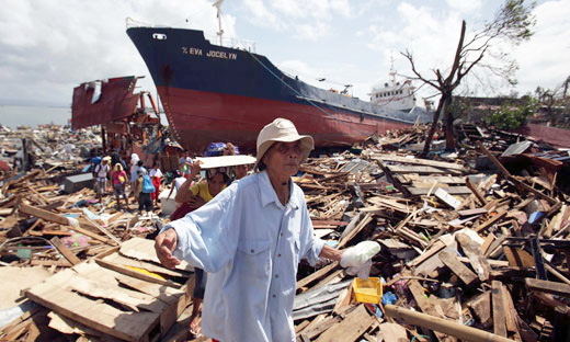 Tragedy in the Philippines the topic tonight at PW call-in