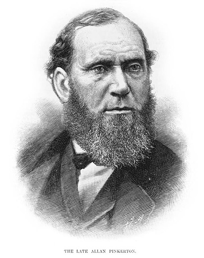 Today in labor history: The strange case of Allan Pinkerton