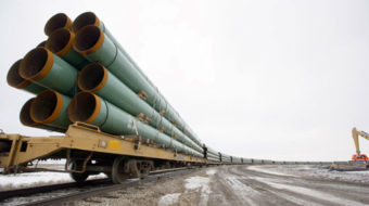 The Keystone Pipeline: can labor and environmentalists work together?