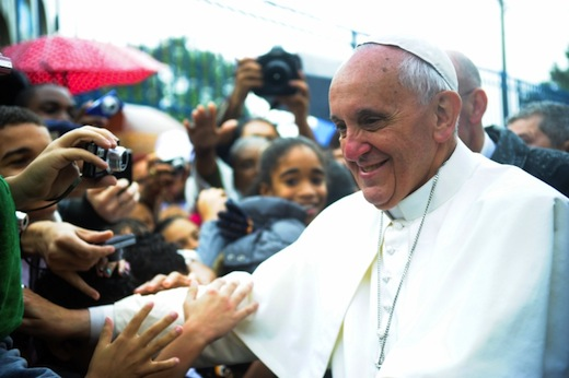 "Top 14 quotes from Pope Francis, ""2013 Person of the Year"""