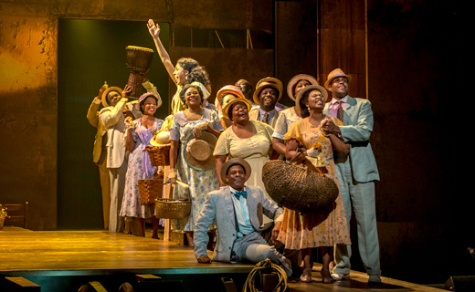 """Porgy and Bess"":  Gershwin – You is my man now!"