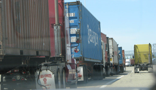 Clean ports, truck driver rights at issue on Capitol Hill