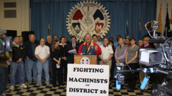 Machinists stop Pratt & Whitney from moving jobs