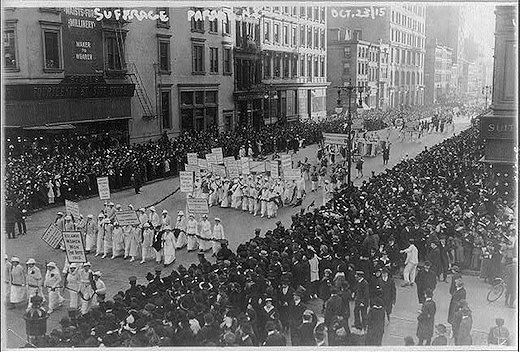 Today in labor history: 19th amendment, securing right to vote for women, ratified