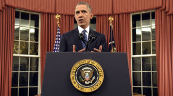 Obama addresses terrorism, others must too