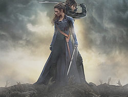 """Pride + Prejudice + Zombies"": The undead wear petticoats"