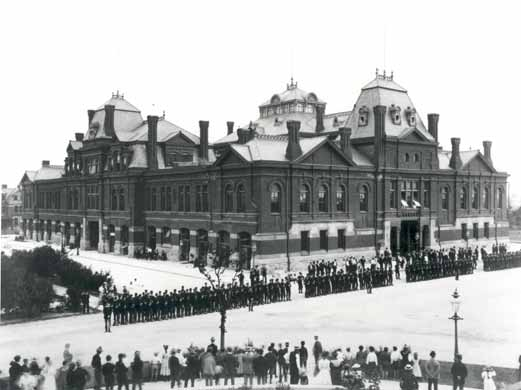 Today in labor history: Pullman strike leader murder sparks huge protest funeral