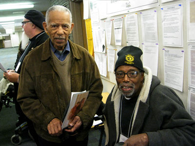 Quill Pettway, 94: A giant laid to rest