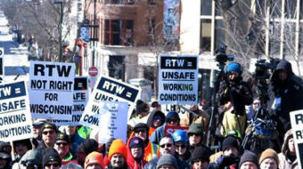 Wisconsin companies join the fight against right-to-work-for-less