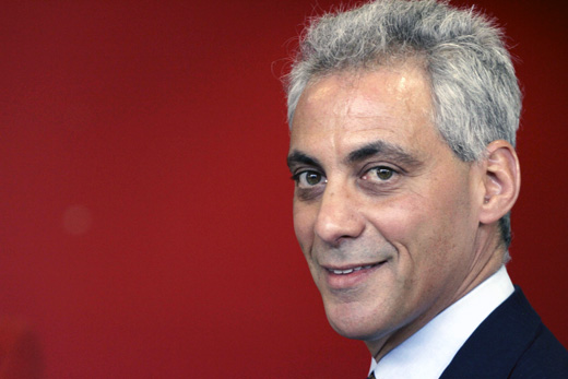 Is Rahm Emanuel the right choice for Chicago?
