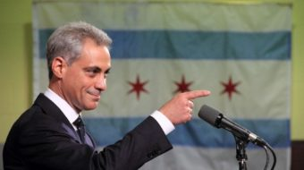 Rahm Emanuel elected Chicago mayor, voters say ho-hum