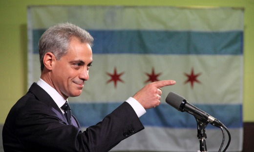 Rahm Emanuel elected Chicago mayor, voters say ho-hum