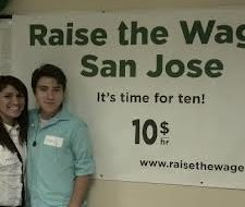 San Jose activists celebrate minimum wage hike victory and plan next steps