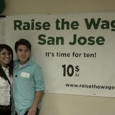 San Jose activists celebrate minimum wage hike victory and plan next steps