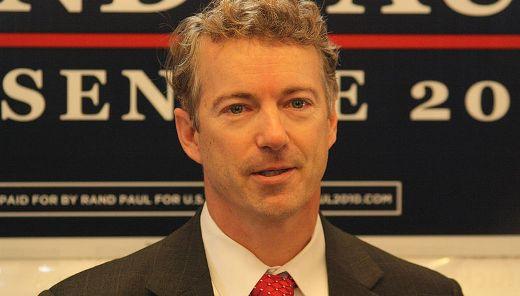 Right-winger Rand slips in Kentucky polls