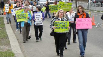 """Republicans drop """"forcible rape"""" but war on women continues"""