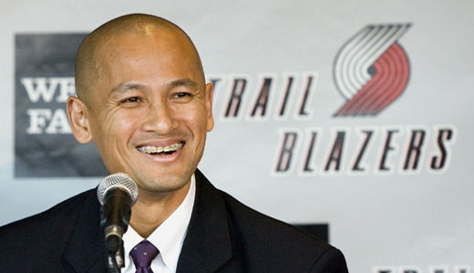 Rich Cho becomes NBA's first Asian American GM