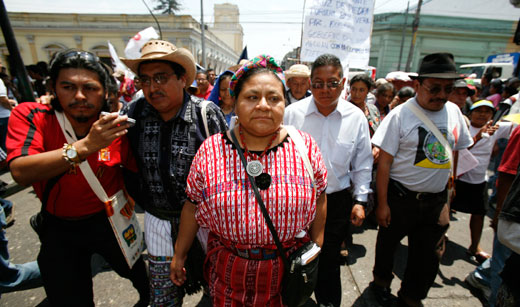 Amidst violence, Guatemala heads for Sept. elections