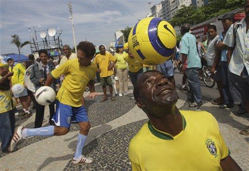 The choice of Rio de Janeiro