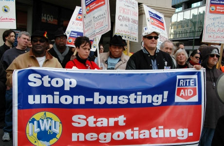 Rite Aid workers fight for first contract