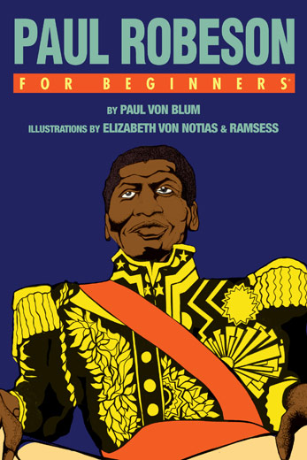 """Book review: """"Paul Robeson for Beginners"""""""