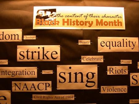 Black History video celebrates change-making movements