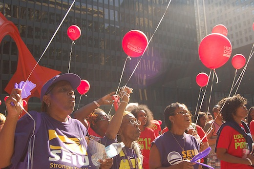 SEIU: After Supreme Court ruling, workers vow to stand up for good jobs, quality care